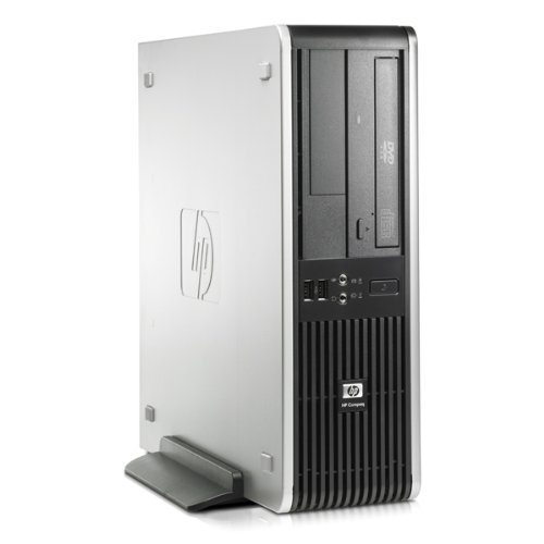 HP Compaq DC7800 SFF, 2x2,0GHz, 2GB RAM, 160GB, Win7 (refurbished)