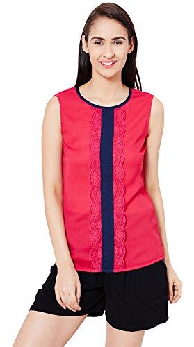 The Vanca Women's Body Blouse Shirt