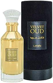 Lattafa Unisex Velvet Oud Eau De Parfum - 100ml