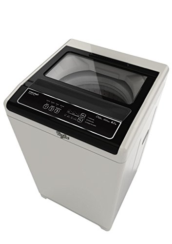 Whirlpool WM Classic 601S Fully-automatic Top-loading Washing Machine (6 Kg, Duet Grey)