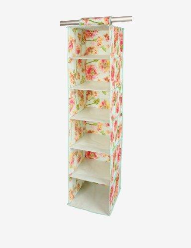 isaac-mizrahi-ikat-floral-6-shelf-closet-sweater-organizer-by-isaac-mizrahi