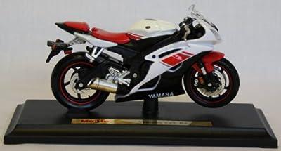 Motorrad Modell Maisto 1:18 Yamaha YZF-R 6 von Maisto