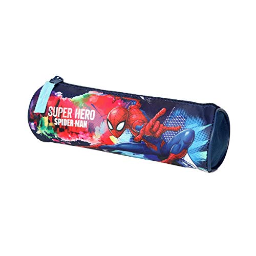 Estuche Spiderman.