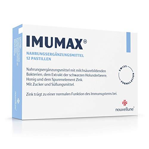Imumax - Probiotikum für allumfassende Mundpflege, Karies und Parodontose
