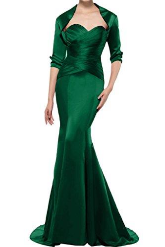 Missdressy - Robe - Sirène - Femme Vert foncé