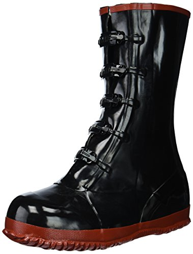Bon 84-252 5-Buckle Construction Boots with Treaded Sole, Size-12 by BON