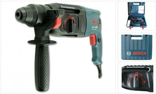 Bosch GBH2-26DRE - Martillo perforador 2 kg