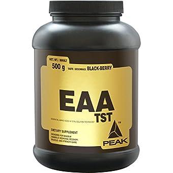 Peak EAA TST