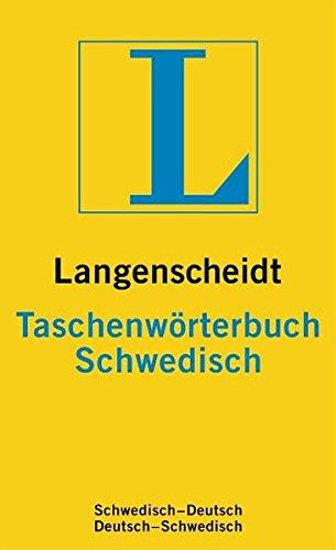 Langenscheidt Taschenwörterbuch Schwedisch: Schwedisch-Deutsch/Deutsch-Schwedisch (Langenscheidt Taschenwörterbücher)