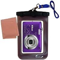 Une housse pour appareil photo très légère et hermétique pour le Nikon Coolpix S2600