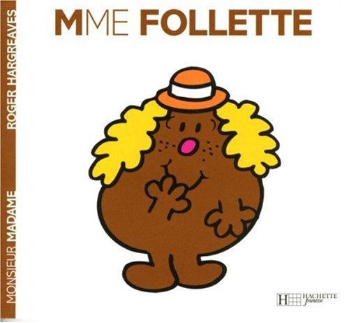 Madame Folette par Roger Hargreaves