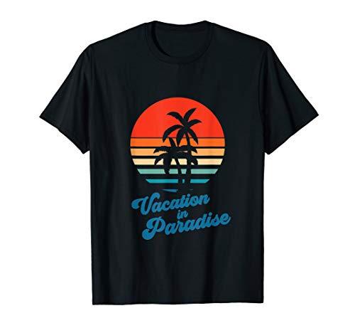 South Carolina Damen T-shirt (Vacation In Paradise Myrtle Beach T-Shirt South Carolina T-Shirt)