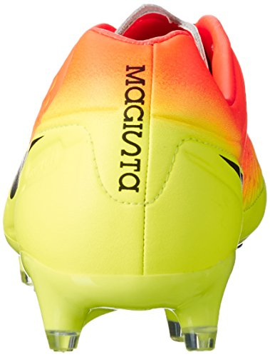 Nike 651329-807, Scarpe da calcio Uomo Giallo (Ttl Crimson/Blk-Vlt-Brght Ctrs)