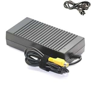 Livraison Gratuite / Chargeur, Transfo, Alimentation, Adaptateur secteur compatible pour Toshiba PA3546E-1AC3, 19V 9.5A 180W 4 Broches, NEUF, NOTE-X / DNX