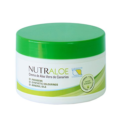 Nutraloe Aloe Vera Feuchtigkeitscreme 250ml