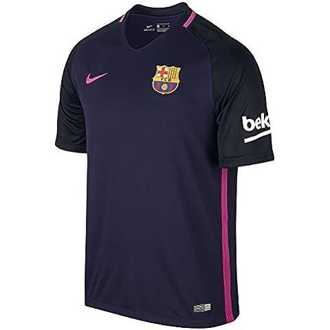 2ª Equipación FC Barcelona 2016/2017 - Camiseta oficial Nike, talla L