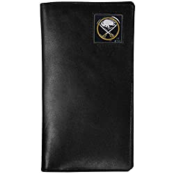 NHL Buffalo Sabres Tall Leather Wallet