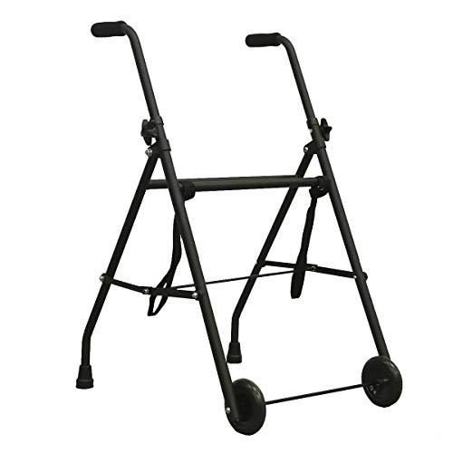 PEPE-ANDADOR, Andadores Ancianos Plegable, Andadores Ancianos Dos Ruedas, Andadores para ancianos con ruedas, Andador para adultos