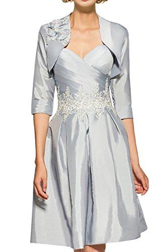 Victory Bridal - Robe - Trapèze - Femme Silber