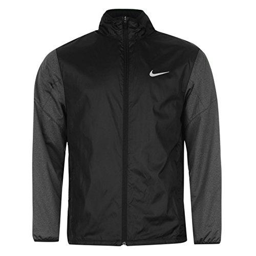 Nike Herren Jacke (S) (Schwarz) (Männer Nike Windbreaker Jacke)