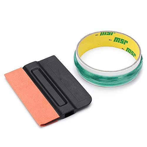 aac780f067a0f DADEQISH 10m Knifeless Line Tape Squeegee Graphic Vinyl Wrap Tool Accessori  utensili