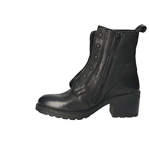 YFF Bottes de Pluie antidérapant Confortable Léger Simple Hommes Boots,Black,9,5