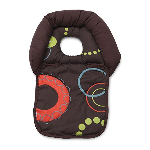 boppy-noggin-nest-head-support-newborn-baby-pillow-brown-cog-wheels