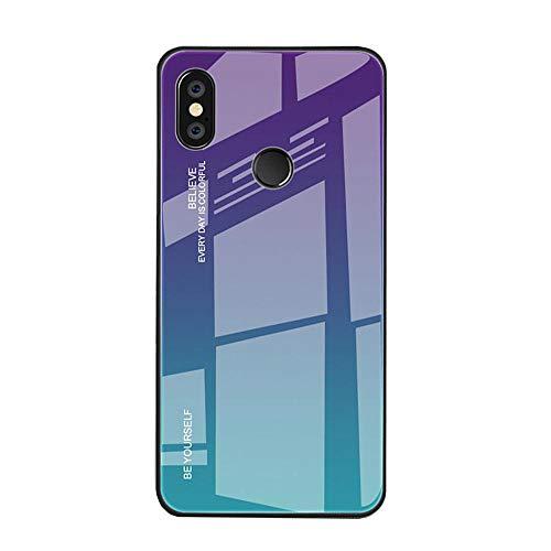 Zowam - Carcasa TPU Xiaomi Redmi Note 6 Pro, diseño