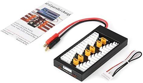 DoMoHommes t XT30 Plug V2 2S-6S 40A Lipo Batterie Conseil De Charge Parallèle Pour IMAX B8 UN A6 RC Quadricoptère Batterie Power Chager | Des Technologies Sophistiquées
