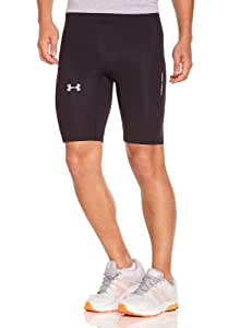 Under Armour Run Short de compression Homme Black/Reflective FR : XXL (Taille Fabricant : XXL)