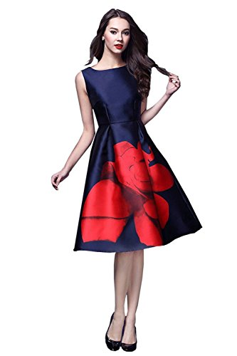 Western (SHS New Elegant Designer Women Brand Summer Dress)