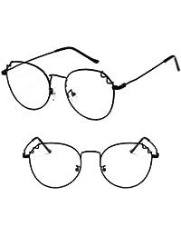 31625d7600f704 Guoyy Lunettes optiques de mode Ultralight Myopia Frame Clear Lens Lunettes  de vue