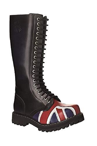 Steel Combat Boots Unisex Men