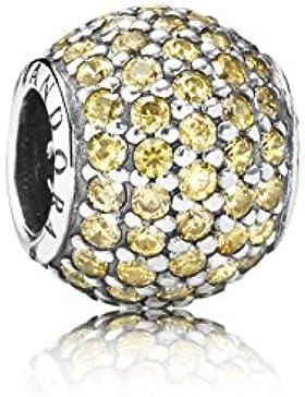 791051FCZ Pavé Kugel golden