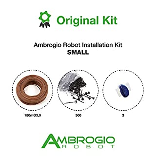 Ambrogio Robot Installation Kit Small (150 mØ3.0 + 300 Nails + 3 Conn),