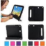 """Theoutlettablet® Funda protección especial infantil niños para Tablet Samsung Galaxy Tab A 9.7"""" SM-T550 / 555 Color NEGRO"""