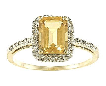 10k-yellow-gold-octogon-citrine-and-diamond-ring-1-5-tdw-size-6