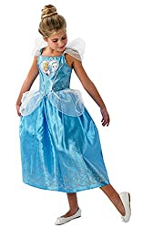Rubie´s Loveheart Cinderella Girls Fancy Dress Disney Fairytale Kids Childrens Costume