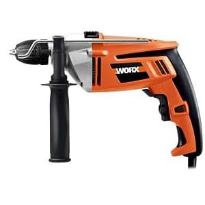 Worx avancé wx3121Foret pour marteau perforateur–810W avec poche stylo Compact 4en 1tournevis