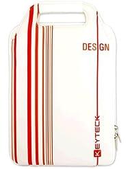 'KEYTECK bag-99rg Laptop Briefcases Case (Orange,