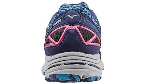 Mizuno Wave Mujin 2 Women's Scarpe Da Trail Corsa Blue