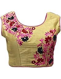 Krishna Sarees - Camisas - trapecio - Manga corta - para mujer