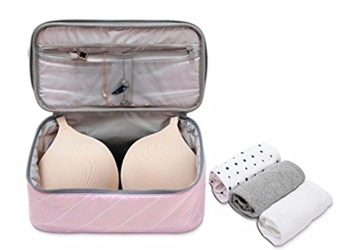 GBT Frauen Kosmetiktasche Aufbewahrungsbox Pink