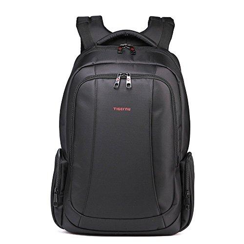 Imagen de tigernu impermeable resistente anti theft laptop zip negocios  negro alternativa