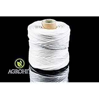 Packschnur PP-Kordel weiß Packkordel Kunststoffkordel Allzweckschnur 500g/220m
