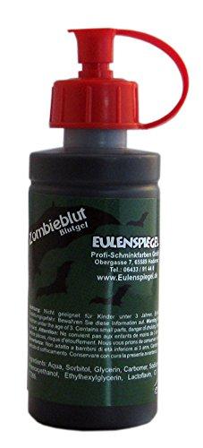 Eulenspiegel 405123 - Zombieblut/Blutgel, hell, 50ml