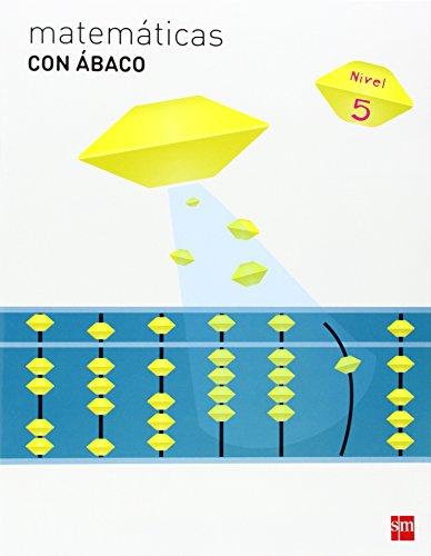 Matemáticas con ábaco, 5 Educación Primaria por From Fundación Santa María-Ediciones Sm