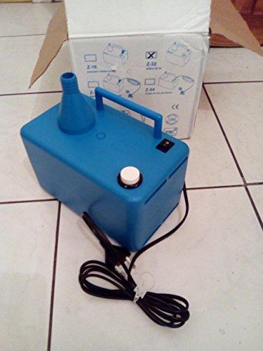 Preisvergleich Produktbild Luftballonpumpe elektrisch Zibi Z-32 Aufblasgerät für Luftballons
