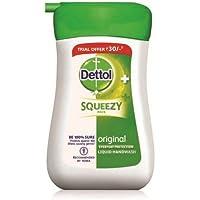 Dettol Squeezy Liquid Hand Wash - 110 ml
