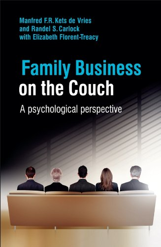 Family Business on the Couch: A Psychological Perspective (English Edition) por Manfred F. R. Kets de Vries
